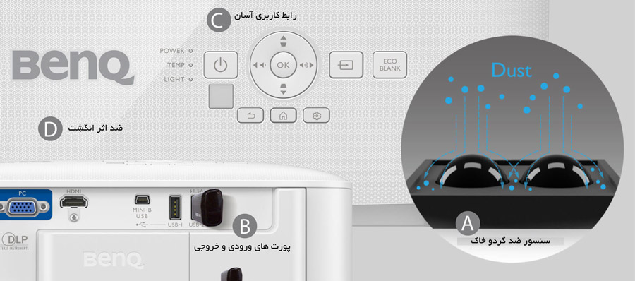 wireless-mart-projector-for-meeting