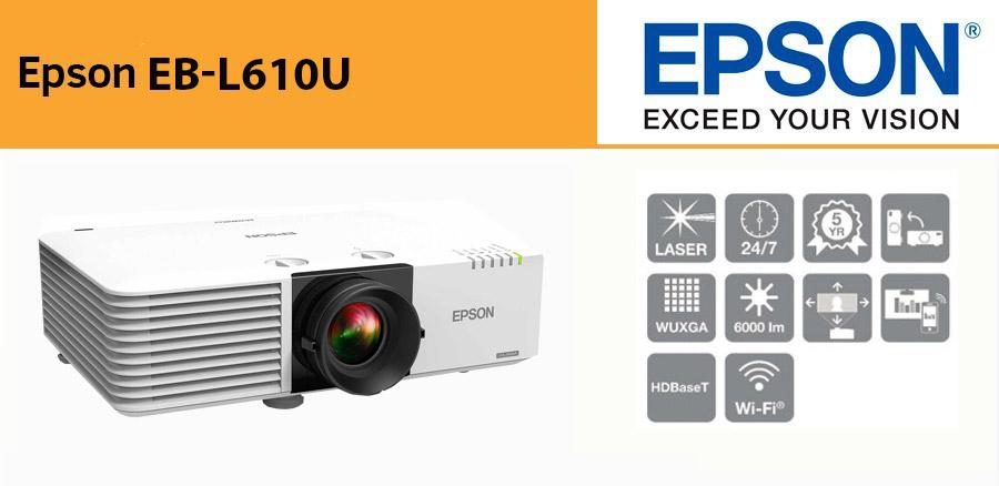 epson eb-l610u projector