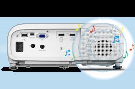 epson tw5650 speaker
