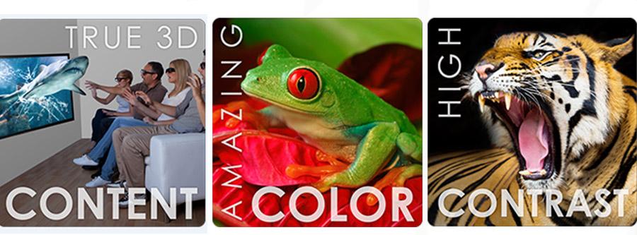 optoma s341 plus color