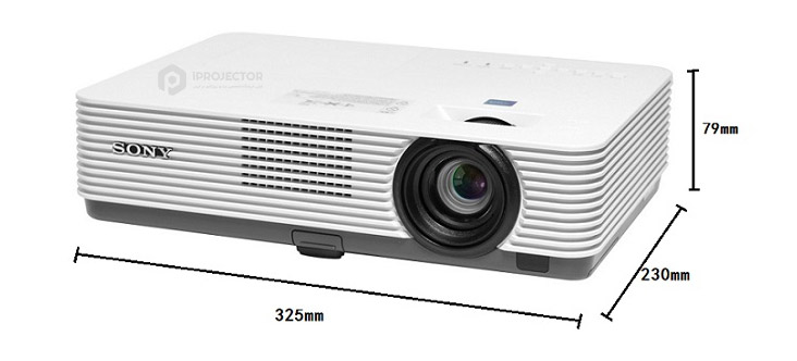 sony-dx221-projector
