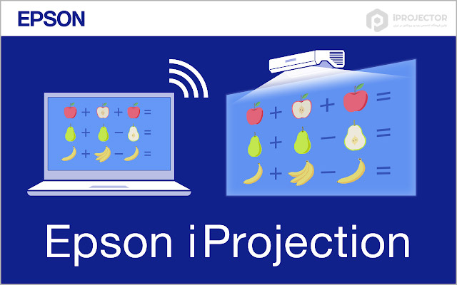 epson eb-x05 iprojection app